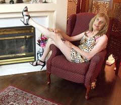 July 2016 (29) (Rachel Carmina) Tags: cd tv tg trap tgirl trans femboi corssdresser transvestite lingerie heels