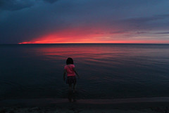 Setting Flare (view2share) Tags: iris sunset summer sky lake storm beach clouds mi sand sundown michigan shoreline july greatlakes shore upperpeninsula lakesuperior greatlake uppermichigan 2016 ontonagon northernmichigan beachsand ontonagoncounty july2016 deansauvola july52016 abbysauvola