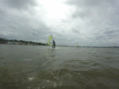 Beginners Windsurfing Lessons - May 2016
