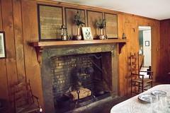 arrowhead2 (Becker1999) Tags: inspiration home ma fireplace author shortstory arrowhead pittsfield mobydick hermanmelville iandmychimney