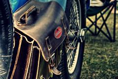 Bugatti (Steve.T.) Tags: bugatti carshow classiccar leatherbag satchel spokewheels vintagecar nikon d7200 sigma18200 car automobile bag oldcar