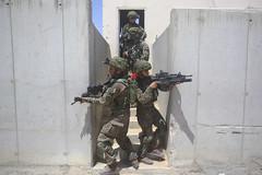 160718-M-KK554-162 (CNE CNA C6F) Tags: marinecorps marines 22ndmarineexpeditionaryunit 22ndmeu israel israeldefenseforces mout militaryoperationsinurbanterrain usssanantonio battalionlandingteam1stbattalion6thmarineregiment blt16 clb22 nobleshirley zeelimtrainingfacility