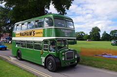 IMGP3884 (Steve Guess) Tags: park uk england bus vintage bristol coach hampshire historic southern vectis gb alton fs anstey ecw watercressline hants midhants