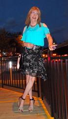 Aug 2016 (5) (Rachel Carmina) Tags: cd tv tg trap tgirl trans transvestite crossdresser legs heels femboi