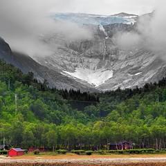 Vicinity Of Svartisen (aha42 | tehaha) Tags: norge noreg norway glacier square 500x500 svartisen