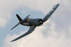 Dave's F4U Corsair-247 (Scott Alan McClurg) Tags: lumspond academyofmodelaviation airshow aircraft ama aviation bear bomber club corsair delaware delawarercclub event f4u fighter kirkwood military modelaviation statepark worldwar2 ww2 wwii