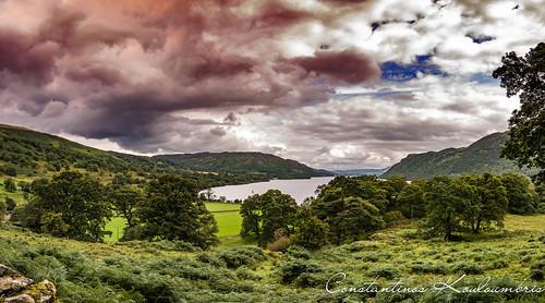 The Lake Sky