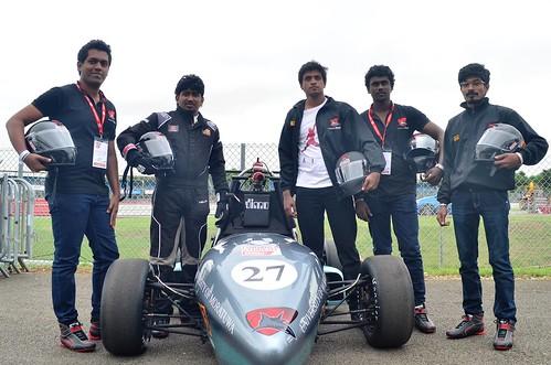 Formula Student UK 2016 5