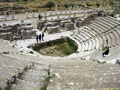 Ephesus_15_05_2008_15 (Juergen__S) Tags: ephesus turkey history alexanderthegreat paulua celcius library romans outdoor antiquity