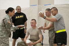 160807-A-BG398-091 (BroInArm) Tags: 316th esc sustainment command expeditionary usarmyreserve pie throw unit morale