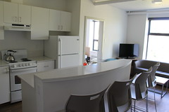 Fifth Floor Housing Kitchen 2