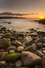Sun rays (lightbrothersfotografia) Tags: ripibelo arteixo sabn acorua galicia spain lucroit t771 firecrest18 reverse gnd nikond7100 tokina1116 sea landscape longexposure