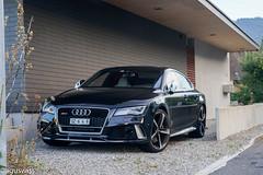 Audi RS7 (aguswiss1) Tags: audirs7 audi rs7 supercar sportscar dreamcar fastcar car auto cruiser 300kmh