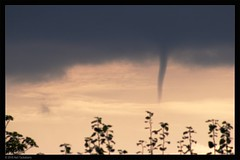 twister (Neil Tackaberry) Tags: twister funnel cloud meteorology weather county co kerry countykerry cokerry irish ireland formation tornado sky outdoor unusual funnelcloud neiltackaberry neil tackaberry