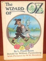 The Wizard of Oz - L (hazycats) Tags: the wizard oz l hazel catkins vintage books