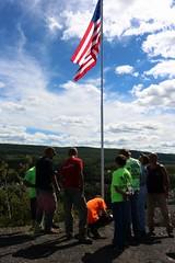 20160911130043_IMG_3446 (arielandrew) Tags: 911 glenlyon mocanaqua flag america american memorial woods outdoor canon rebel t6i