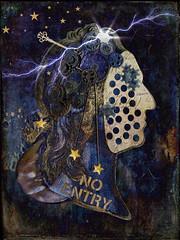 Inner Mind (jimlaskowicz) Tags: shockofthenew netartll mysterious dark muse artistic surreal art layers textures lightening mind subconscious