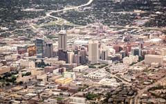 Indy (DonMiller_ToGo) Tags: delta city indy aerial d810 tiltshift inflight