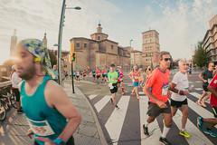 2016-09-25 08.35.50 (Atrapa tu foto) Tags: 8mm espaa europa europe maratondezaragoza saragossa spain xmaratnciudaddezaragoza zaragoza ateltismo atletics carrera corredores deporte fisheye marathon maraton maratn ojodepez runners running sport aragon es