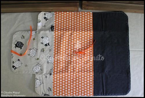"""Conjunto de maternidade """"Ovelhinhas SaltitantesII"""""""