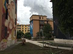 Roma - Streetart Tor Marancia (carlogalletti) Tags: roma murales tor marancia street art carlog