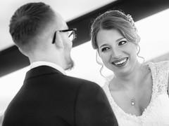 Steph & Kirk wedding vows (johnnewstead1) Tags: blackwhite monochrome em1 olympus mzuiko wedding weddingphotography weddingphotographer weddingday weddingdress barnhambroom norfolk norfolkwedding norfolkweddingphotographer simonwatson simonwatsonphography johnnewstead
