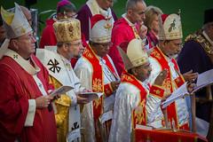 Episcopal Ordination Mar Joseph Srampickal (Catholic Church (England and Wales)) Tags: episcopal ordination mar joseph srampickal new syromalabar cathedral preston bishop bishops bless mass group shot
