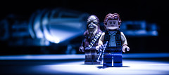 Solo (delgax) Tags: lego lucasfilm hansolo starwars chewbacca toyphotography toys toy miniature minifigure minifigures minifig delgax disney scale small scifi