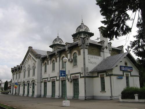 Curtea de Arges - Gara