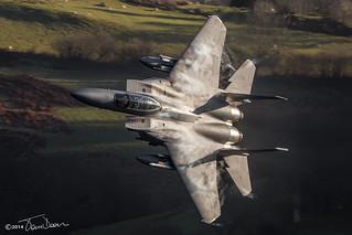 Steaming Eagle - 'Roar 21' 48th FW 494th FS!