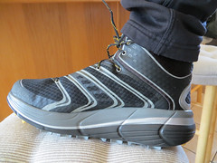 Hoka One One Tor WP Mid Hiker