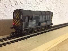 09012 xo EH Dick Hardy (daveymills37886) Tags: grey dick class 09 hornby hardy departmental 09012