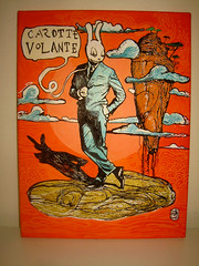 aleister re used canvas 2014 (mc1984) Tags: rabbit canvas lapin toile mc1984 aleister236 aleisterreusedcanvas2014