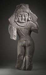 The Hindu God Vishnu LACMA M.69.13.2 (15 of 17) (Fæ) Tags: wikimediacommons imagesfromlacmauploadedbyfæ sculpturesfromindiainthelosangelescountymuseumofart vaikunthachaturmukha