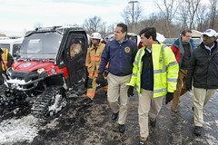 Governor Cuomo Tours Winter Storm Damage and Response Efforts (governorandrewcuomo) Tags: winter usa ny storm tour snowstorm nationalguard damage briefing pressconference buffalocheektowaga
