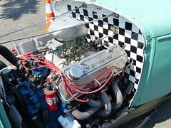 1931 Ford POWER (bballchico) Tags: 1931 ford roadster hotrod tedbergquist ratbastardscarshow engine ratbastardsinfestationcarshow 2014 206 washingtonstate