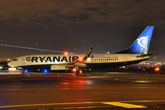 EI-DWL B737-8AS  Ryanair (n707pm) Tags: ireland night airplane photography airport aircraft airline boeing ryanair airlines departure dub airliner 737 departing dublinairport b737 737800 eidw eidwl cn33618 25112014