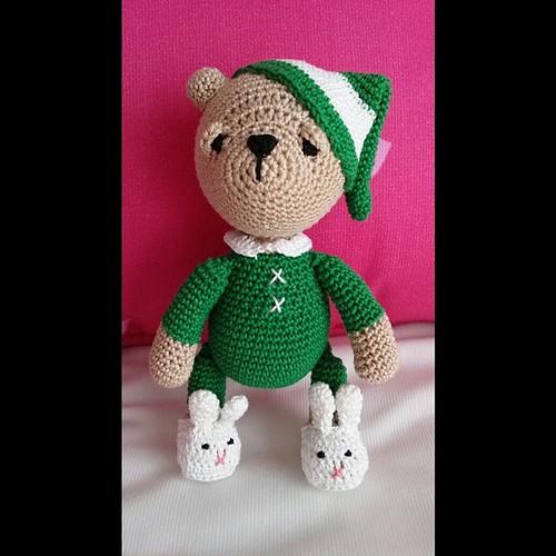 Amigurumi Crochet Osito Bear Free Pattern (con imágenes ... | 500x500