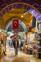 The Grand Bazaar (Luke Robinson) Tags: turkey market istanbul souk bazaar grandbazaar 2014