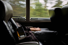 Traveler (Steven.O'Toole) Tags: sleeping bus canon highway sleep roadtrip journey tired weary traveler 70d 18135mm