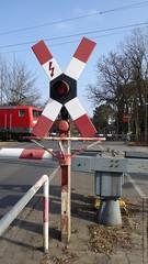Original WSSB Telesig DDR Bahnbergang SG (Ampelfreund & Signal Hunter) Tags: road light berlin germany deutschland lights traffic pedestrian ddr signal verkehr ampel gdr geber ostalgie strase verkehrsampel signalgeber fusgnger wssb telesig