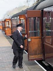 All aboard (CdL Creative) Tags: england train canon geotagged eos unitedkingdom norfolk railway steam holt eastanglia 70d poppyline highkelling cdlcreative nr25 geo:lat=529123 geo:lon=11133