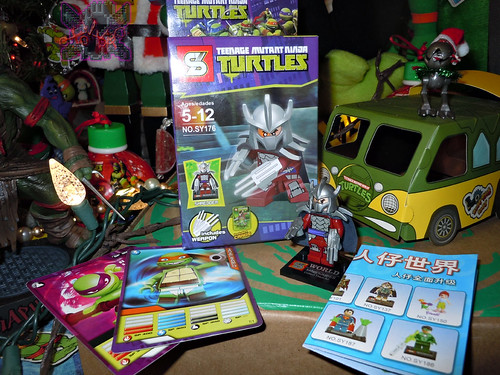 Flickriver: Most interesting photos from Lego Teenage Mutant Ninja ...