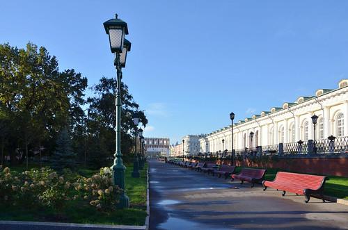 Манежная площадь / Manezhnaya Square ©  ruscow