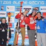 Schweitzer FIS SL & GS January 2015 - Podium shots  PHOTO CREDIT Johnny Crichton (5)