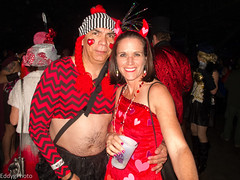 IMG_6472 (EddyG9) Tags: party music ball mom costume louisiana neworleans lingerie bodypaint moms wig mardigras 2015 momsball