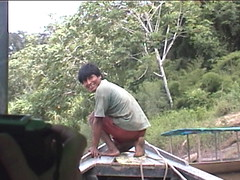 Guiding the Boat