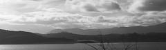 Rawene Views B&W (Markj9035) Tags: sunset sea newzealand lake ferry coast lakes windswept coastline northland ahipara northlands oponomi