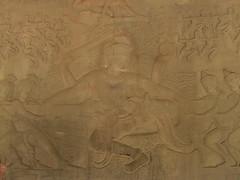 Stone Art in Angkor