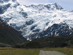The Face of Mount Cook